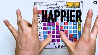 MARSHMELLO FT. BASTILLE - HAPPIER (Launchpad Cover)