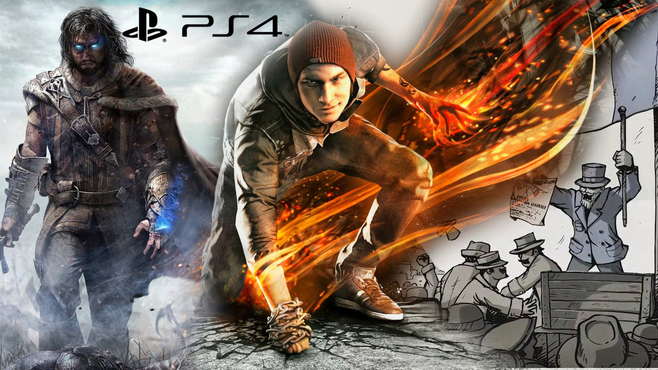 Top 10 PlayStation 4 Games - 2014 (PS4/PS3) - YouTube