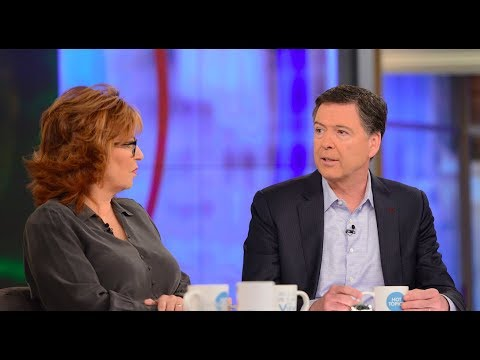 James Comey On Speaking Out About Clinton Investigation | The View