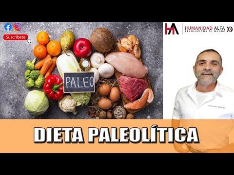 Dieta paleolítica. Qué es y en qué Consiste