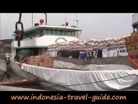 Indonesia Tourism -  Sunda Kelapa Harbor  - Jakarta City