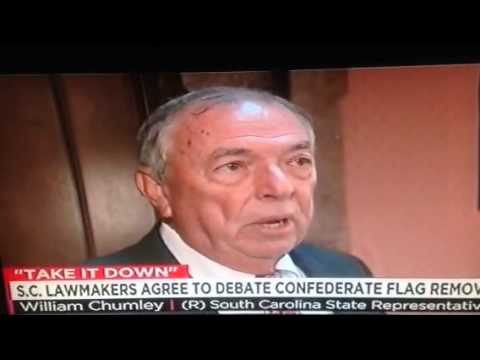 William Chumley Gives Weird Charleston Shooting Comment