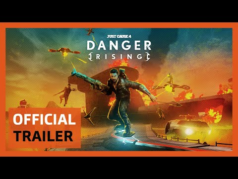 Just Cause 4 bringing in hoverboards for final DLC 'Danger Rising'