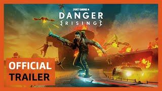 Just Cause 4: Danger Rising Trailer