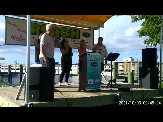 REACH Community Church Sunday Service 10-03-2021