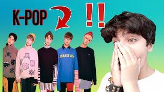 Reagindo à K-POP e eu irritei meu irmão/Victor Poyoto