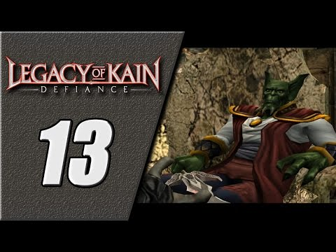 Let's Play Legacy of Kain: Defiance | 13 | Vorador's Mansion (Chapter 8 - Raziel)