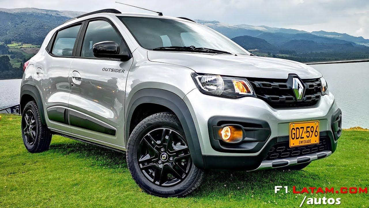 Nuevo Renault Kwid 2019 En Colombia