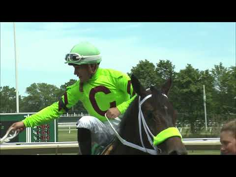 video thumbnail for MONMOUTH PARK 6-8-19 RACE 4