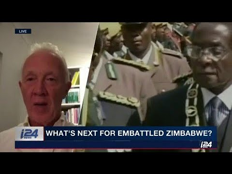 The African Union is saying Zimbabwe 'seems like a coup.'