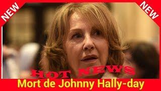 Mort de Johnny Hallyday : son ex Nathalie Baye réagit sur les réseaux sociaux