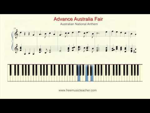 Advance Australia Fair
