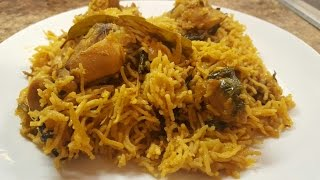 'chicken pulao recipe video