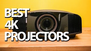 Best 4k Projectors- Which is the BEST?