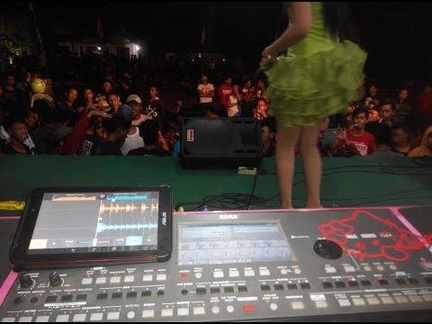 Kanggo riko sampling DJ KORG Pa600 KARAOKE