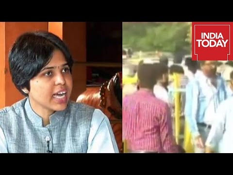 Amid Protests, Trupti Desai Set To Enter Haji Ali Dargah