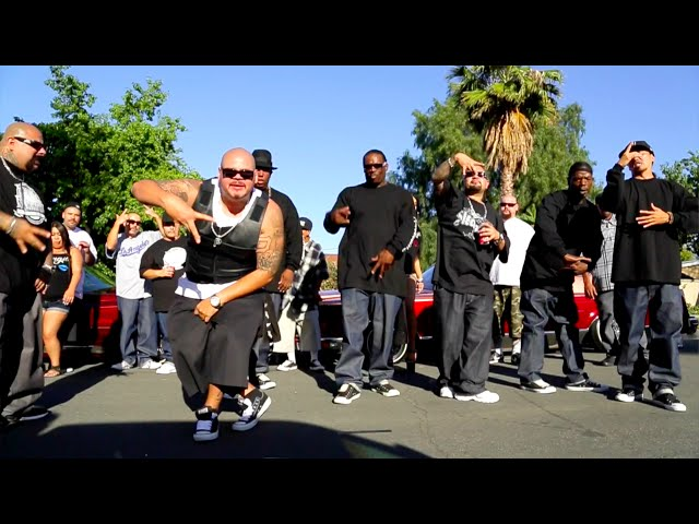 Poppin in the West (Offical Music Video HD) feat. Midget Loco