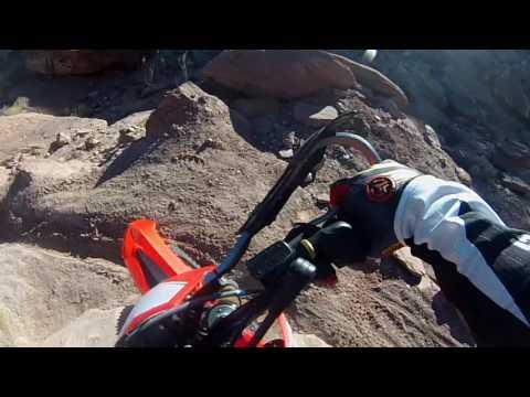 Salt Wash Singletrack - Sovereign Trail System (Moab)