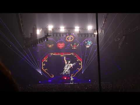 Kiss Psycho Circus live Omaha Oebraska March 7th 2019
