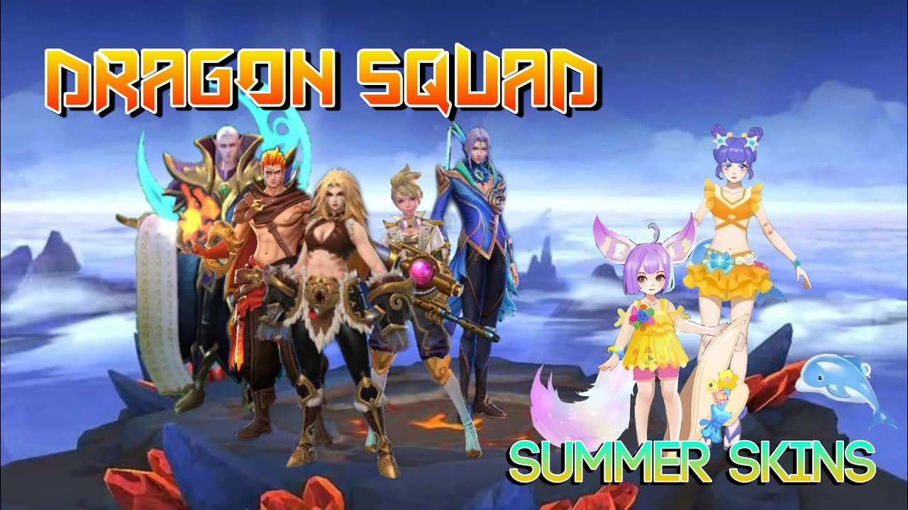 Dragon Tamer Squad Nana Sundress Angela Summer Vibes 2020 Summer Skins Youtube *i don't own this skin, this is just a testing skin. dragon tamer squad nana sundress angela summer vibes 2020 summer skins
