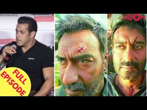 Salman Khan's REACTION On The Failure Of 'Tubelight' | Ajay Devgn's Accident Rumours A Hoax & More