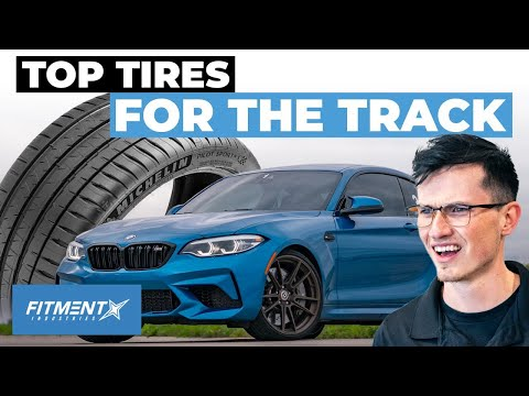 The Top 5 Performance Tires For The Track