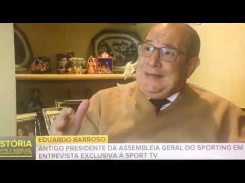 Eduardo Barroso: destituição de Bruno de Carvalho