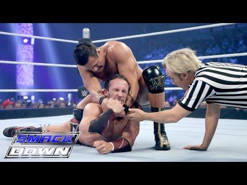 Neville Vs. Alberto Del Rio: SmackDown – 5. November 2015
