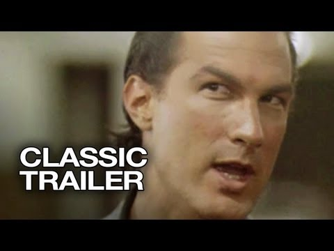 Random Movie Pick - Above the Law [Nico] (1988) Official Trailer #1 - Steven Seagal Movie HD YouTube Trailer