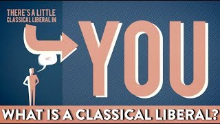 OUR FIRST ANIMATED VIDEO! What is a Classical Liberal?