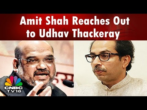 Amit Shah Reaches Out to Udhav Thackeray; Alliance Repairing Possibly in the Plan | CNBC TV18