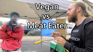 Vegan vs. Meat Eater - San Diego, California