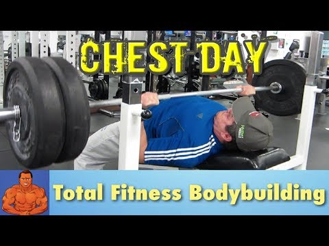 CHEST Training for Mass - Killer Workout for Bigger Pecs - 동영상