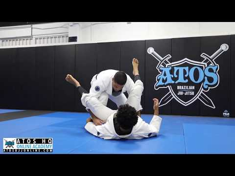 Stack Pass Drills + Details - Andre Galvao