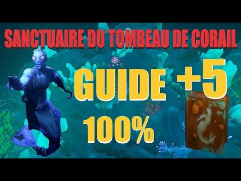 SoT - SANCTUAIRE DU TOMBEAU DE CORAIL GUIDE 100 %