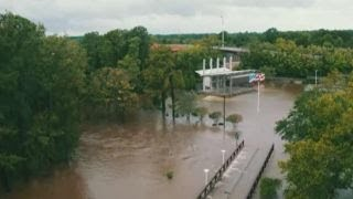 Hurricane Florence threatens North Carolina farming