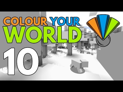 Minecraft : Colour Your World - Ocean Explorers