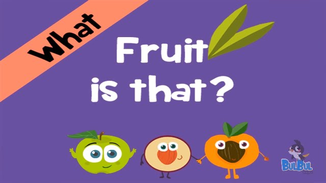 What Fruit Is That Learn About Fruits