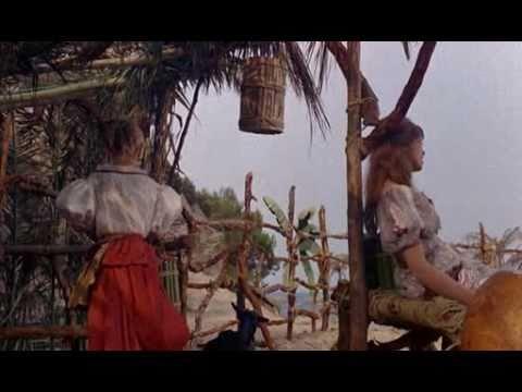Ray Harryhausen  1961  L'île mystérieuse
