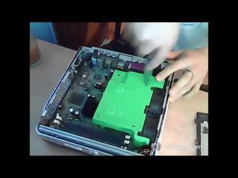 Dell OptiPlex SX270N Hitachi HTS548020M9AT00 64Bit