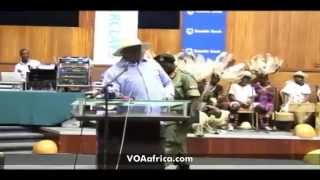 African Political Satire