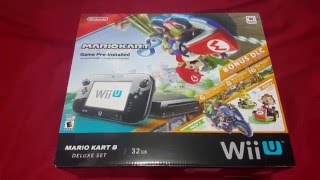 Nintendo Wii U Deluxe Set - Unboxing & Review