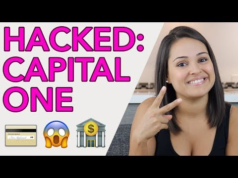 CAPITAL ONE BANK HACKED!!! WHAT EVERYONE SHOULD DO