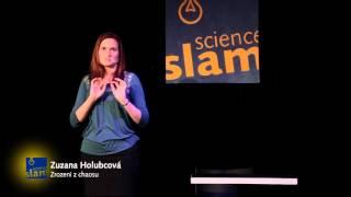 Zuzana Holubcová: Zrozeni z chaosu