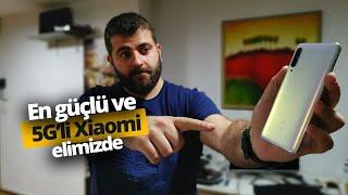 Türkiye'de ilk! Xiaomi Mi 9 Pro 5G Kutudan Çıkıyor!