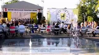 Dożynki Diecezjalne Powiatowo - Gminne w Kałuszynie