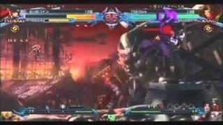 (Excerpt) 12/31/12 BBCP Tachikawa 5on5 Kuresu (TS) vs Satoshi (TA), Dora (BA)
