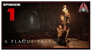 Let's Play A Plague Tale: Innocence With CohhCarnage - Episode 1
