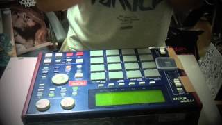 STUTS in Deep Concentration on the MPC (Peroformed by STUTS)