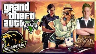 LIVE   Grand Theft Auto V    Facecam    HUUIII Ich bin ein Nachtclub   NichtMikki
